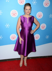 Melissa Joan Hart - Lifetime Christmas Movies 2018 Event in Los Angeles 11/14/2018