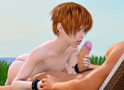 3D Art by ラン
