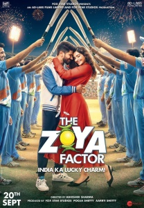 The Zoya Factor (2019) Hindi - 720p WEBHDRip - 1 2GB - Zaeem