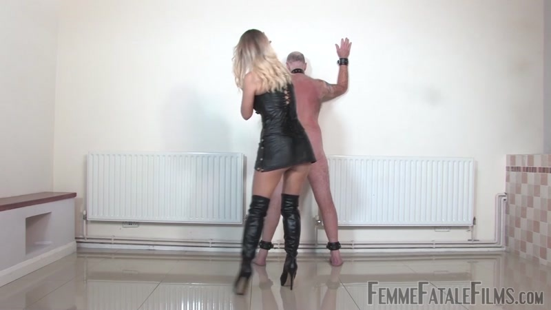 Mistress Vixen starring in video (Thrashed and Trampled – Complete Film) of (Femme Fatale Films) studio [FullHD 1080P]