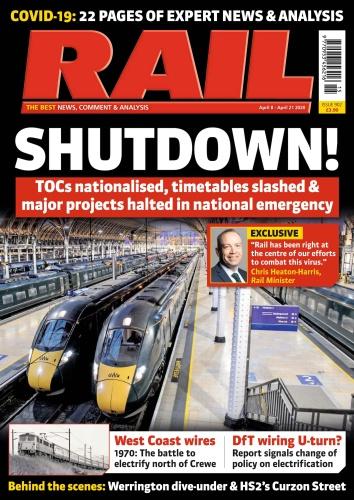Rail - Issue 902 - April 8 (2020)