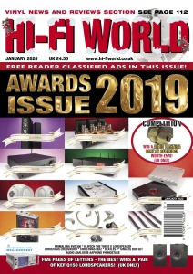 Hi-Fi World - January (2020)