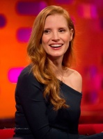 Jessica Chastain - The Graham Norton Show 12/7/17