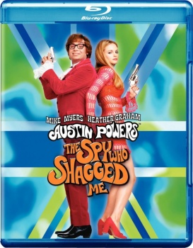 Austin Powers - La spia che ci provava (1999) .mkv HD 720p HEVC x265 AC3 ITA