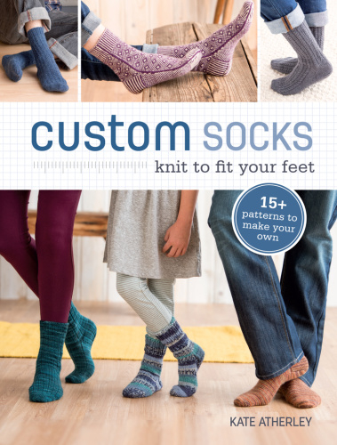 Custom Socks Atherley, Kate