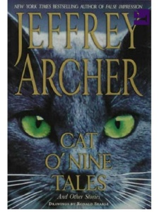Cat O'Nine Tales  And Other Sto - Jeffrey Archer