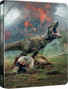 Jurassic World - Il regno distrutto (2018) Full Blu-Ray 43Gb AVC ITA DTS-HD 7.1 ENG DTS-HD MA 7.1 MULTI