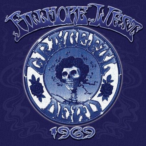 2005   Fillmore West 1969 (5CD)