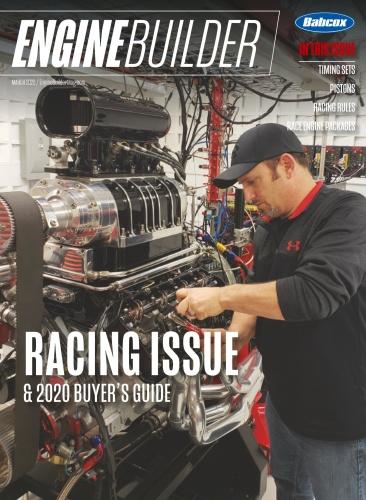 Engine Builder - March (2020)