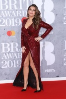 Kelly Brook -          39th Brit Awards London February 20th 2019.