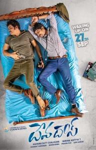 Action, Comedy, Drama Devadas (2018) 720p  HDRip x264 Eng Subs Dual Audio Hindi DD...