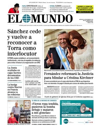 El Mundo - 11 12 (2019)