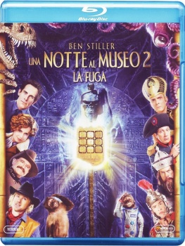 Una notte al museo 2 - La fuga (2009) Full Blu-Ray 39Gb AVC ITA DTS 5.1 ENG DTS-HD MA 5.1 MULTI