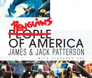 Penguins of America - Jack Patterson & Florence Yue