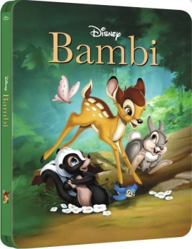 Bambi (1942) [Diamond Edition] Full Blu-Ray 43Gb AVC ITA DTS 5.1 ENG DTS-HD High-Res 7.1 MULTI