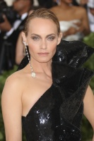 Amber Valletta  -                     Met Gala Red Carpet New York City May 7th 2018.