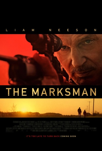 The Marksman 2021 720p HDCAM-C1NEM4