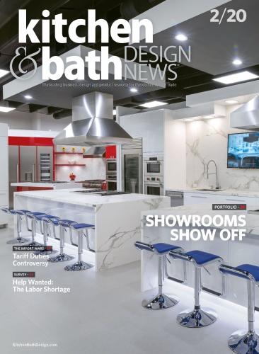 Kitchen & Bath Design News - February (2020)