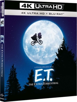 E.T. l'extra-terrestre (1982) Full Blu-Ray 4K 2160p UHD HDR 10Bits HEVC ITA DTS 5.1 ENG DTS-HD MA 7.1 MULTI