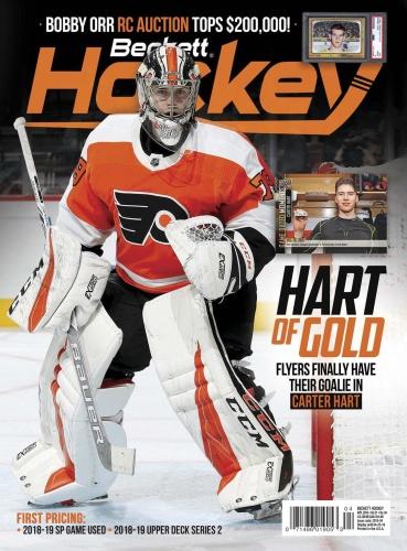 Beckett Hockey - April (2019)