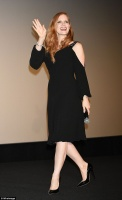 """Jessica Chastain - """"The Zookeeper's Wife"""" Tokyo premiere 11/27/17"""