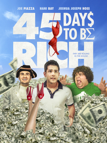 45 Days to Be Rich 2021 HDRip XviD AC3-EVO
