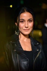 Emmanuelle Chriqui - The Art Of Elysium's 12th Annual Celebration in Los Angeles 1/5/19