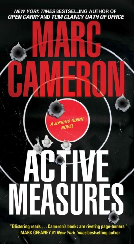 Active Measures by Marc Cameron