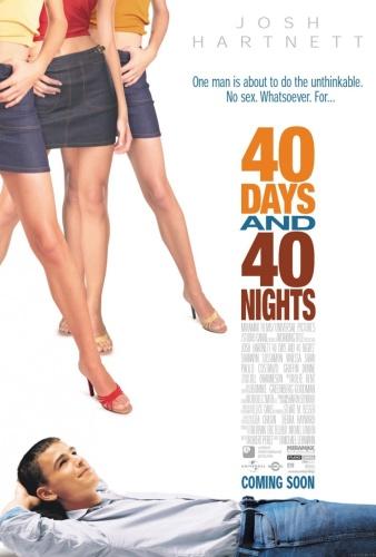 40 Days And 40 Nights 2002 720p BluRay x264 [Dual Audio][Hindi+English] KMHD