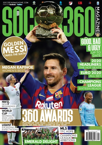 Soccer 360 Magazine - January-February (2020)