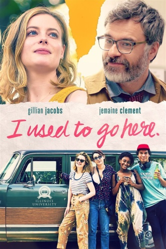 I Used to Go Here 2020 1080p WEB-DL DD5 1 H264-CMRG