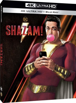 Shazam! (2019) Full Blu-Ray 4K 2160p UHD HDR 10Bits HEVC ITA DD 5.1 ENG Atmos/TrueHD 7.1 MULTI