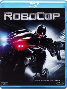RoboCop (2014) Full Blu-Ray 40Gb AVC ITA DTS 5.1 ENG DTS-HD MA 5.1 MULTI