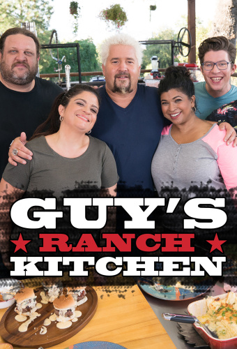 Guys Ranch Kitchen S03E10 19th-Century Holiday Feast 720p WEBRip x264-CAFFEiNE