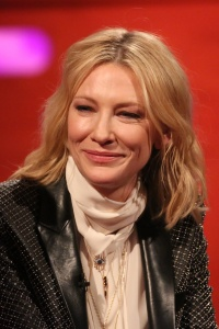 Cate Blanchett  -                    	''The Graham Norton Show'' London June 14th 2018.