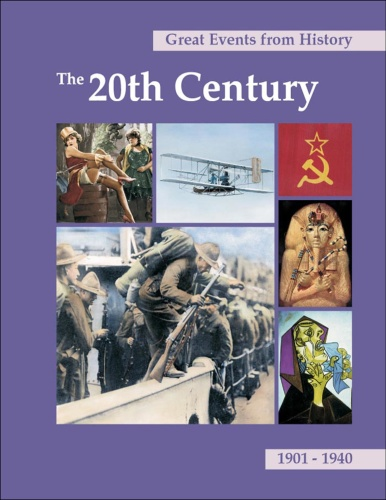 Great Events From History The 20th Century 1901-(1940)