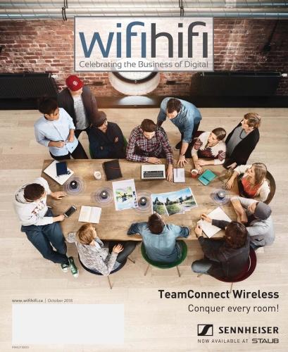 Wifi Hifi - October (2018)
