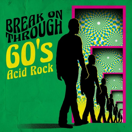 VA   Bre On Through 60's Acid Rock (2019)