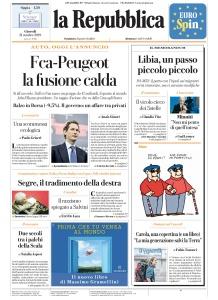 la Repubblica - 31 10 (2019)