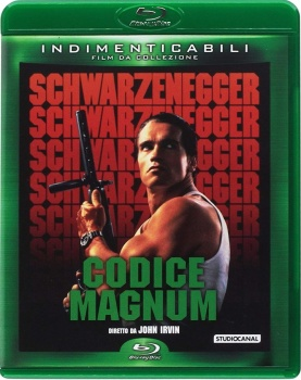 Codice Magnum (1986) Full Blu-Ray 34Gb AVC ITA FRE SPA GER RUS ENG DTS-HD MA 2.0