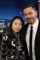 Awkwafina - Jimmy Kimmel Live: August 9th 2018
