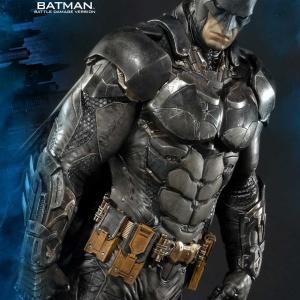 Batman : Arkham Knight - Batman Battle damage Vers. Statue (Prime 1 Studio) D76sSCz7_t