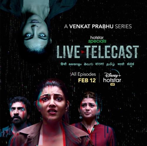 Live Telecast S01 (2021) 1080p WEB-DL AVC DDP5 1 Multi Audios ESub-DUS Exclusive