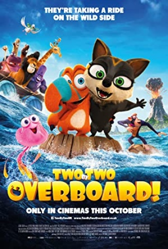 Two by Two Overboard 2021 HDRip XviD AC3-EVO