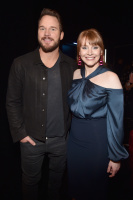 Bryce Dallas Howard and Chris Pratt - Universal Pictures Special Screening at CinemaCon 2018 in Las Vegas 4/25/18