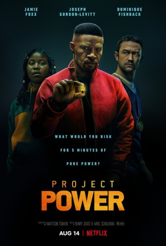 Project Power (2020) 720p HDRip x264 DD5 1 [Dual Audio][Hindi+English]
