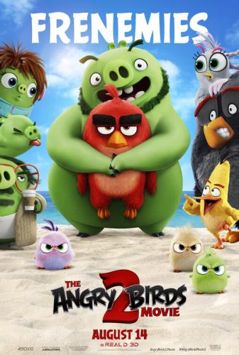 The Angry Birds Movie 2 2019 4K HDR 2160p BDRip Ita Eng x265 Skriba