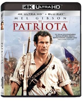 Il patriota (2000) [Theatrical] Full Blu-Ray 4K 2160p UHD HDR 10Bits HEVC ITA DD 5.1 ENG TrueHD 7.1 MULTI