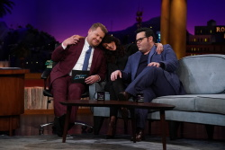 Michaela Watkins - The Late Late Show with James Corden: August 8th 2019