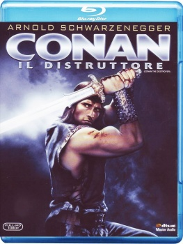 Conan il distruttore (1984) BD-Untouched 1080p AVC DTS HD ENG AC3 iTA-ENG